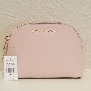 NWT Authentic Michael Kors Travel Pouch